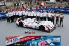 Le Mans 2011 Team photo
